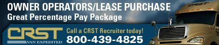 CRST Van Expedited is Hiring Owner Operators