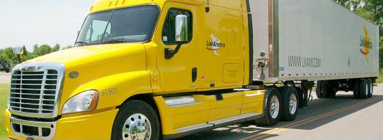 LinkAmerica is hiring Company Drivers