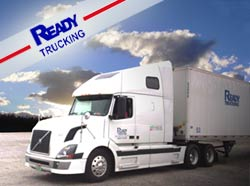 Ready Trucking is Hiring Owner Operators and Company Drivers