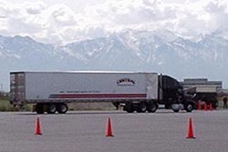 Central Refrigerated Truck Driving Academy Class A Course