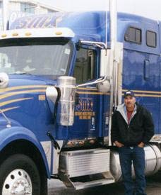 Smithway Motor Express Trucking Company Drivers and Owner