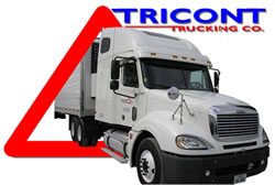 Tricont Trucking Co. is hiring Company Drivers