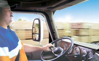 USF Glen Moore family friendly truck driving jobs